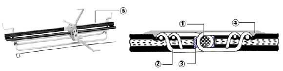схематичекое изображение стыковки