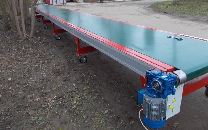 Ленточный конвейер (транспортер)